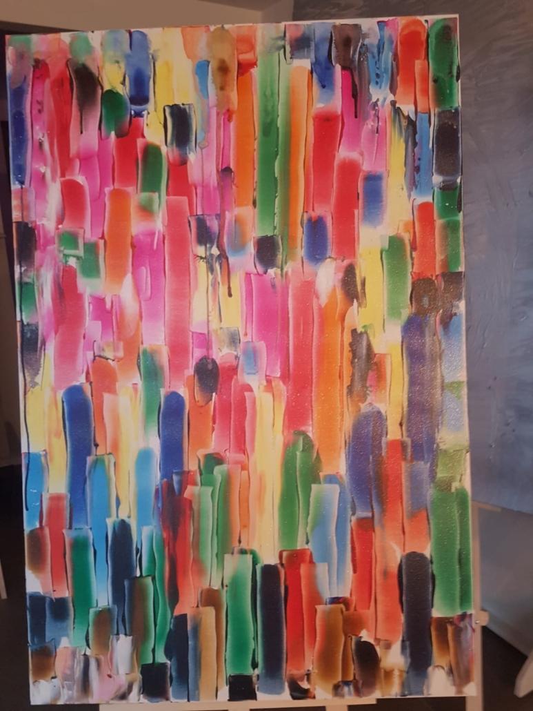 Schilderij 42 Rob van Daal
